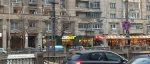 First Subway in Bucharest