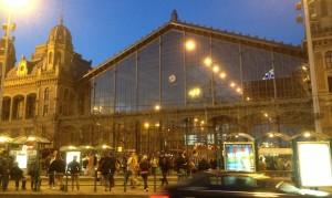 Nyugati Train Station