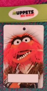 Muppets Most Wanted Lanyard!